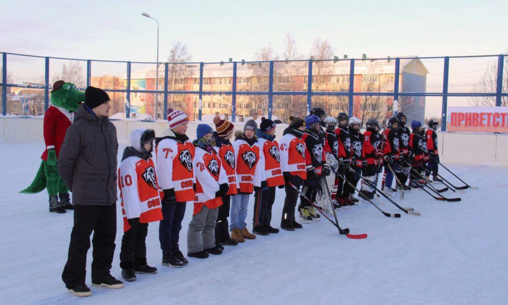 Открытые соревнования Кубок города Ханты-Мансийска