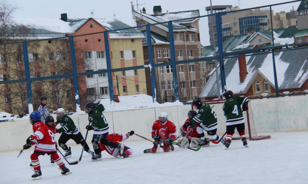 Открытый турнир по хоккею на Кубок города Ханты-Мансийска. Часть 2