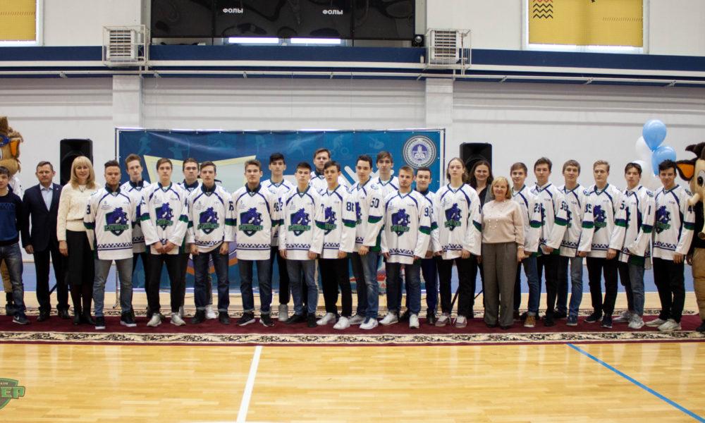 Первый юбилей студенческого спортивного клуба «Север»
