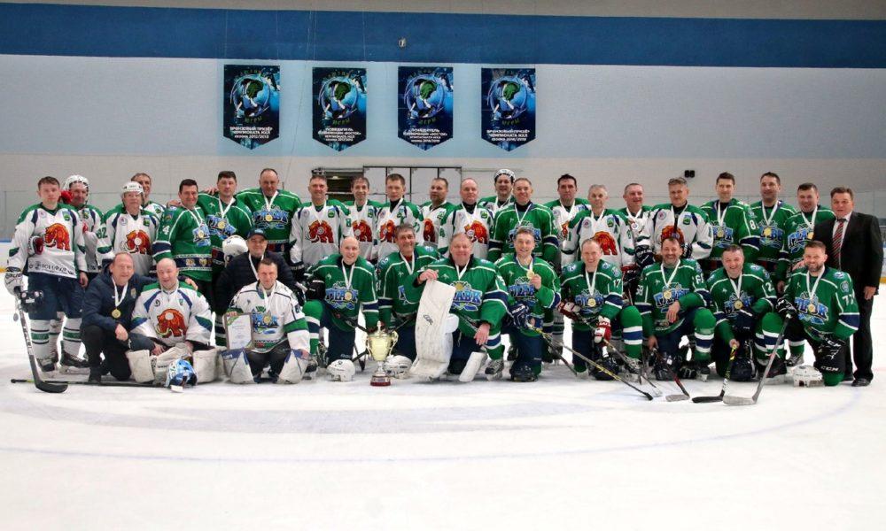 Чемпионы сезона 2020-2021